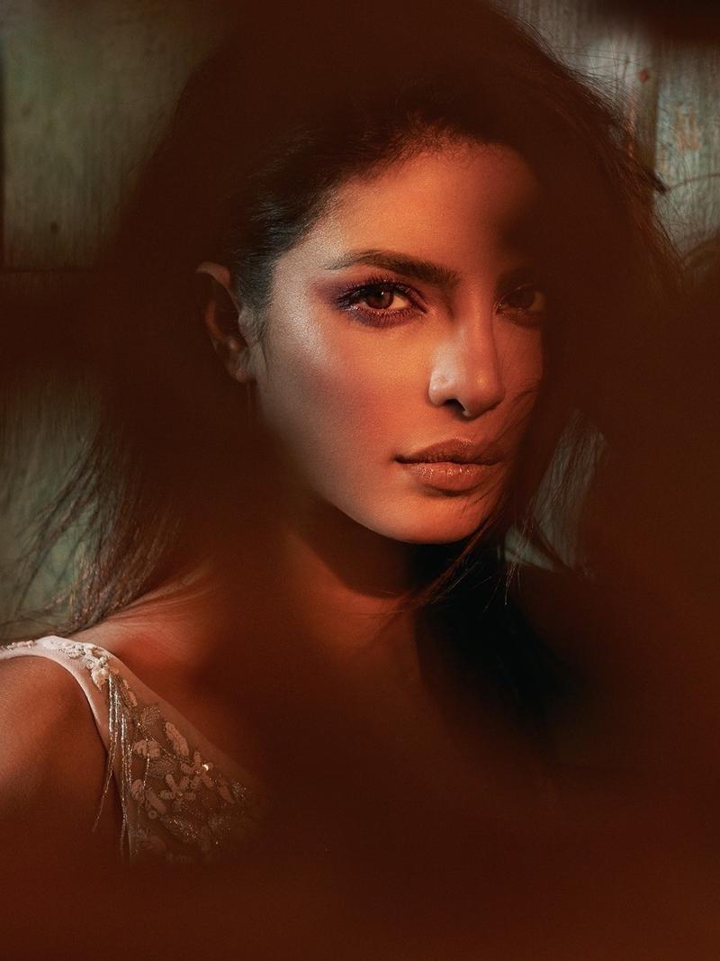 Ready for her closeup, Priyanka Chopra stuns in this shot