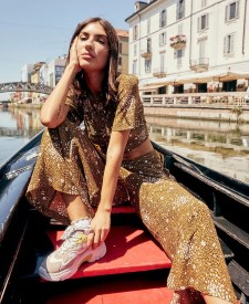8054779f8cc3 Patricia Manfield Poses in Milan for Free People s Latest Outing