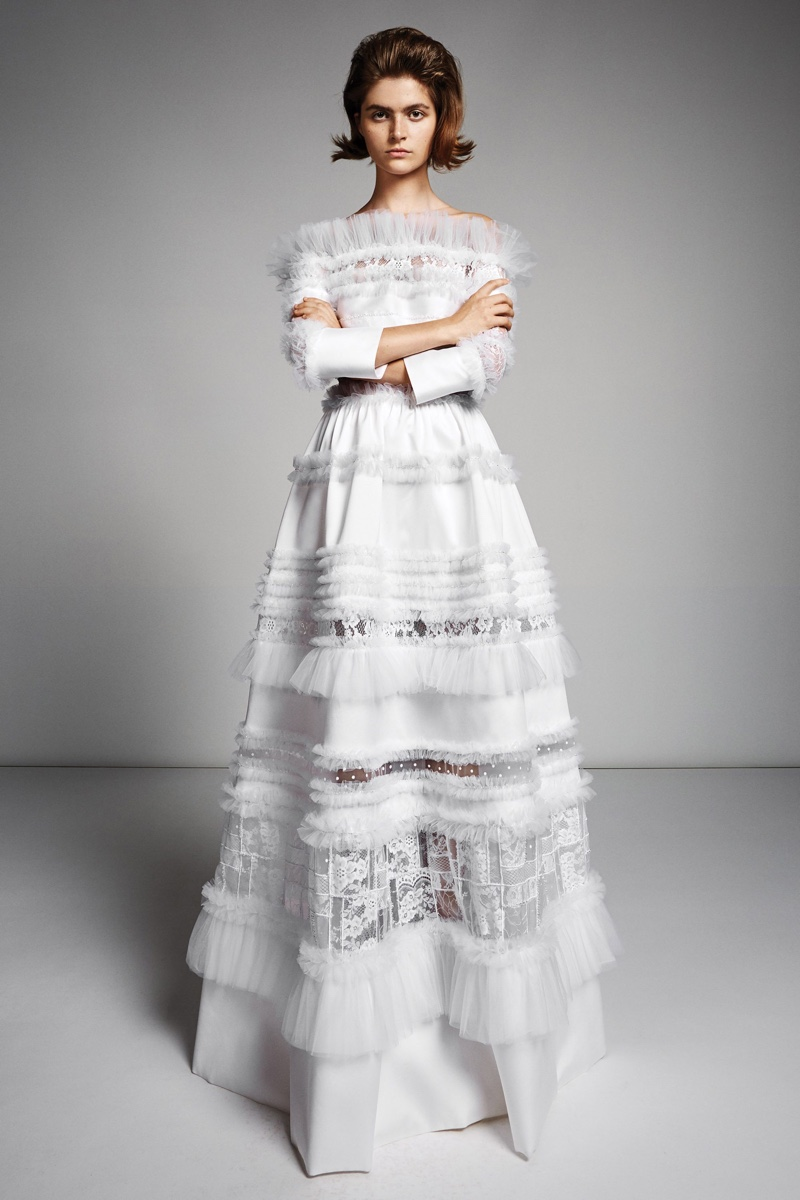 Viktor Amp Rolf Bridal Fall 2019 Wedding Dresses Fashion