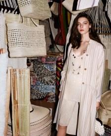874239dc Zara | Tropical Prints | Spring / Summer 2018 | Lookbook | Fashion ...
