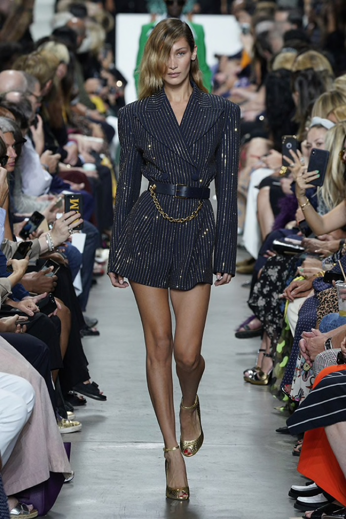 Michael Kors Spring / Summer 2019 Runway | Fashion Gone Rogue