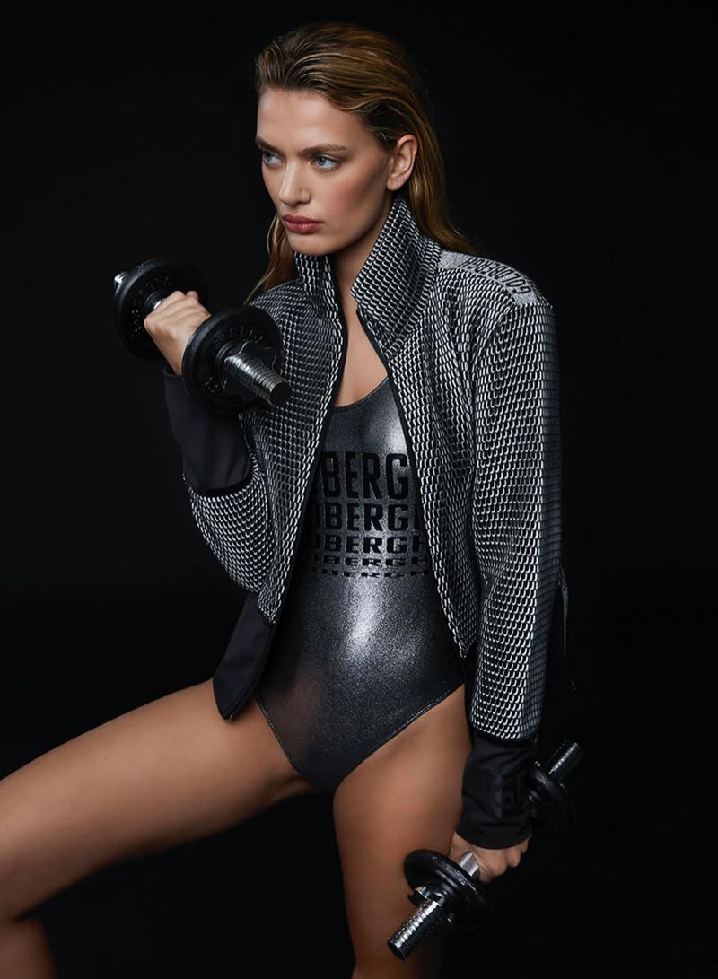 Bregje Heinen Gets Moving in Goldbergh Activewear Spring 2020 Campaign