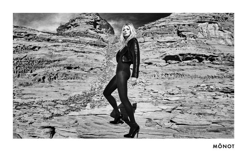 Kate! Alek! Candice! Top Models Pose in Mônot Fall 2020 Campaign