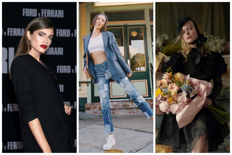 Week in Review | Valentina Sampaio in SI Swimsuit, Bella Hadid for Michael Kors, Elle Fanning Covers ICON + More