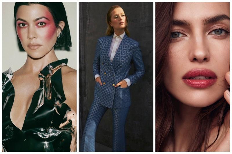 Week in Review | Toni Garrn's New Cover, Irina Shayk for VS, Kourtney Kardashian in Vogue Arabia + More