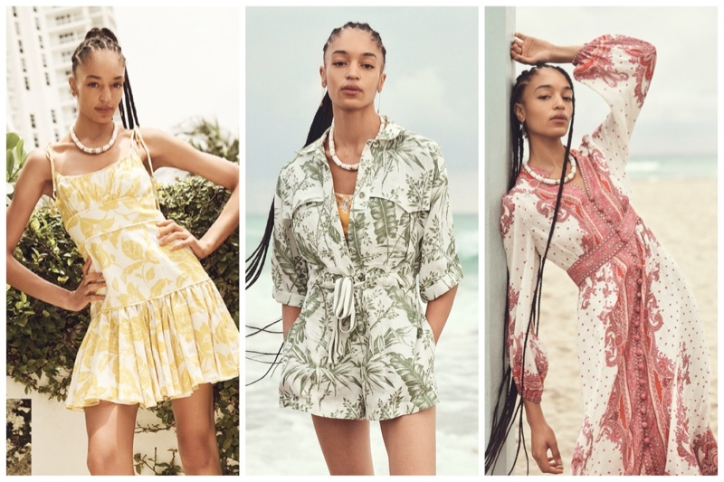 Zimmermann summer 2020 clothing.