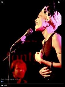 agathe iracema, singer