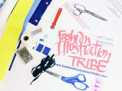 Fashion Patternmaking ONline Course wtih Laura Volpintesta