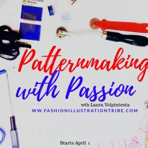 Patternmaking for Fashion Online Course