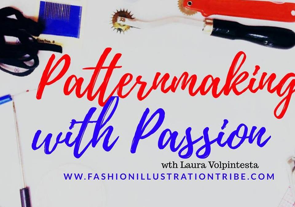 Patternmaking Fashion Online Course