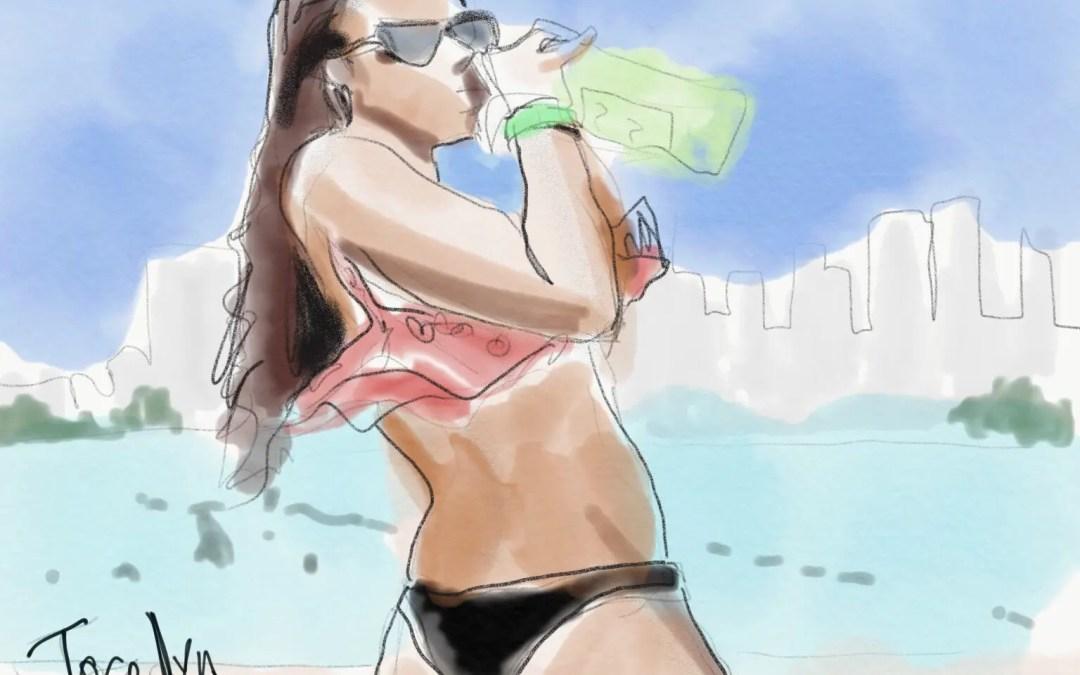 Adobe Sketch App Fashion Sketching