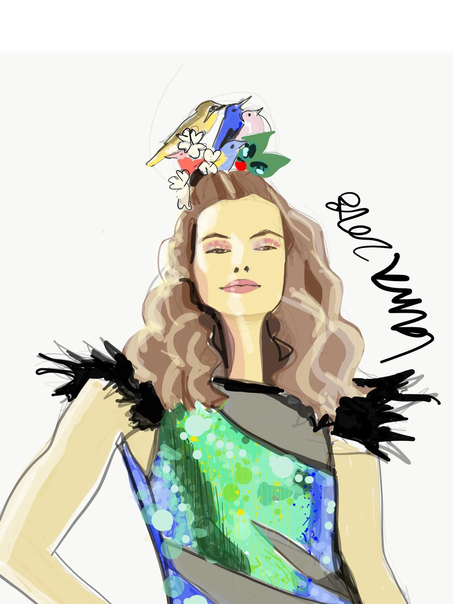 5 Mind-Blowing Fashion Illustrators to Follow on Instagram