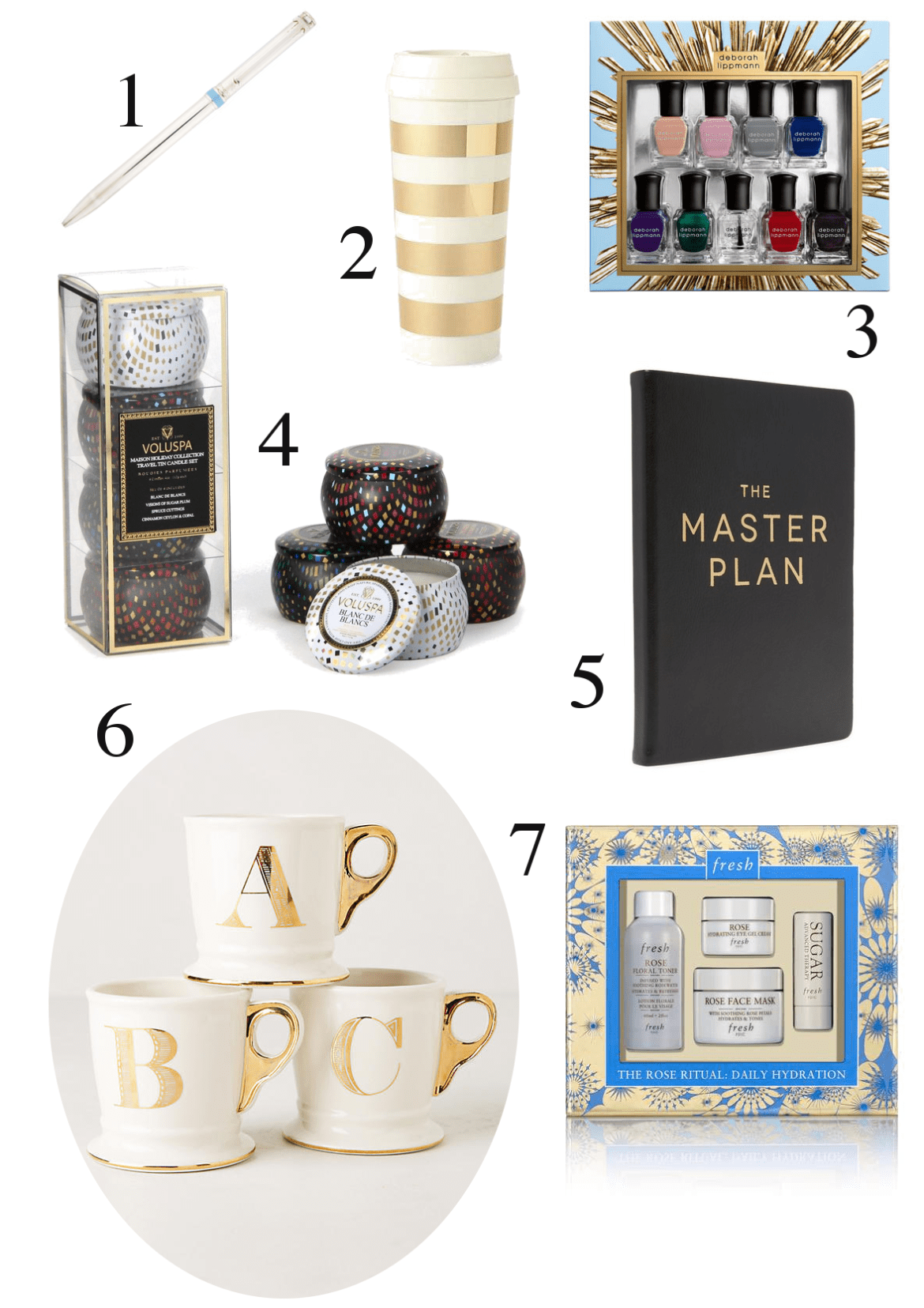 LAST MINUTE GIFT GUIDE by Fashion in Flight