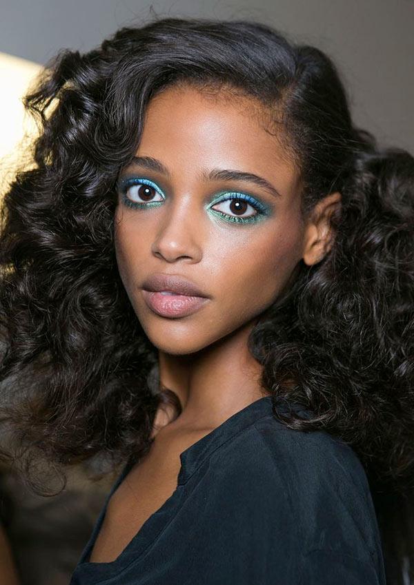 Black Skin Saubhaya Makeup