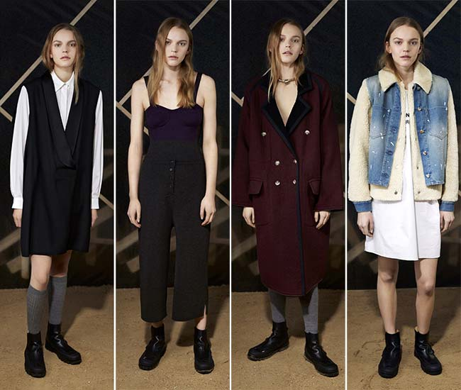 MM6 Maison Martin Margiela Pre-Fall 2015 Collection
