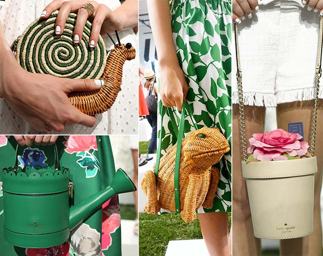 Spring/ Summer 2015 Handbag Trends: Extraordinary Bags