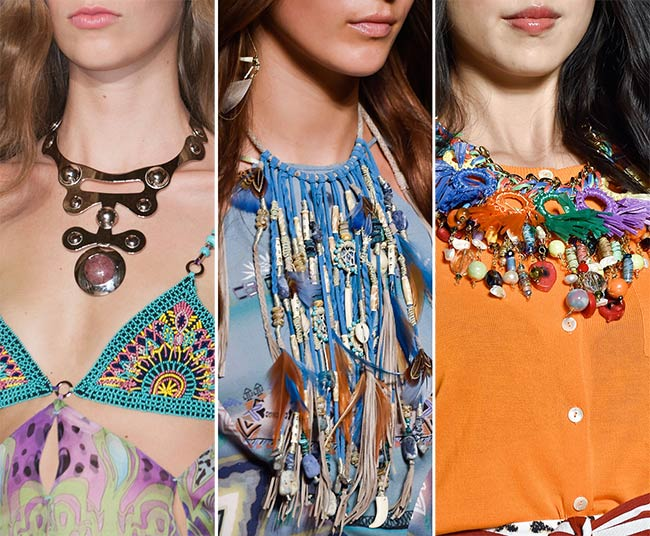 Spring/ Summer 2015 Jewelry Trends: Hippie Jewelry