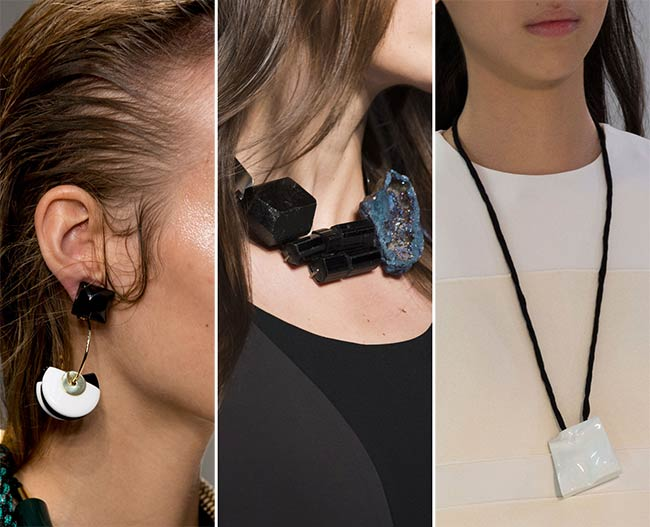 Spring/ Summer 2015 Jewelry Trends: Natural Stones