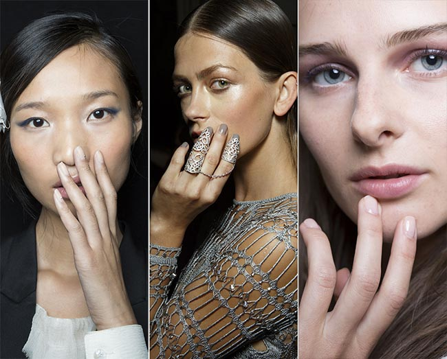 Spring/ Summer 2015 Nail Trends: Nude Nails
