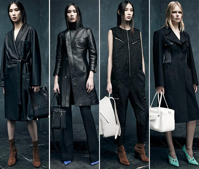 Alexander Wang Pre-Fall 2015 Collection