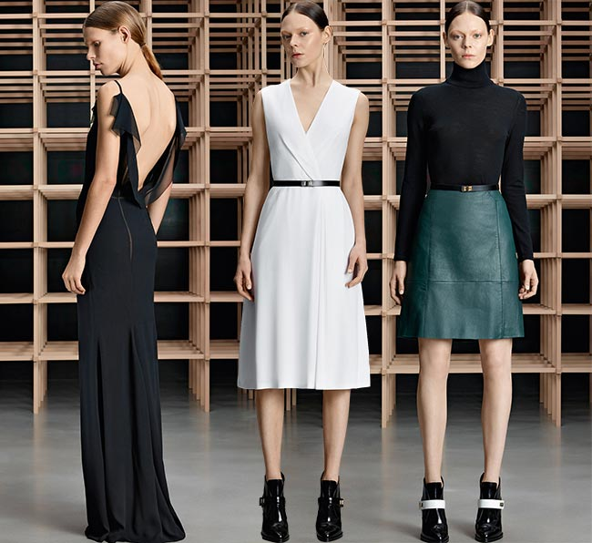 Hugo Boss Pre-Fall 2015 Collection