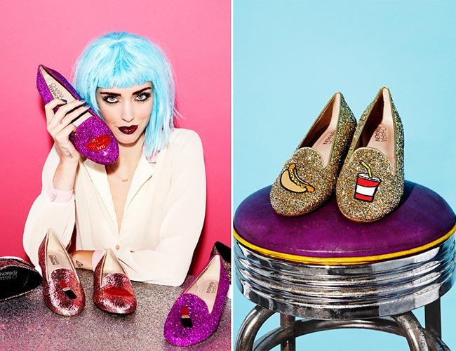 Chiara Ferragni Shoes Spring/Summer 2015 Collection