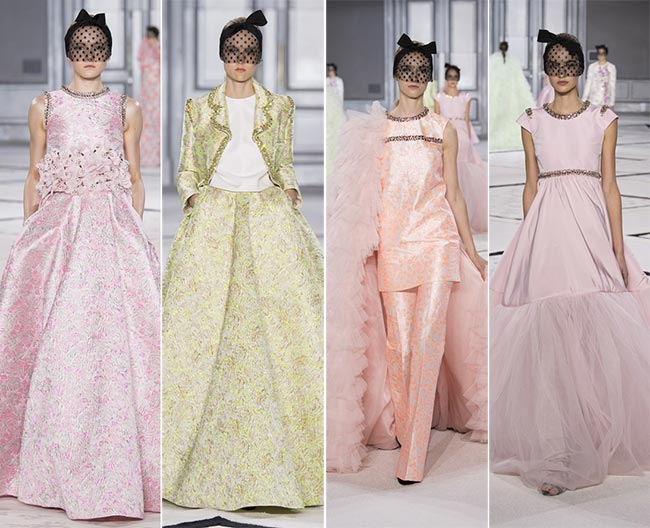 Giambattista Valli Couture Spring/Summer 2015 Collection