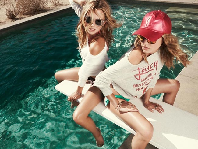 Juicy Couture Spring 2015 Collection
