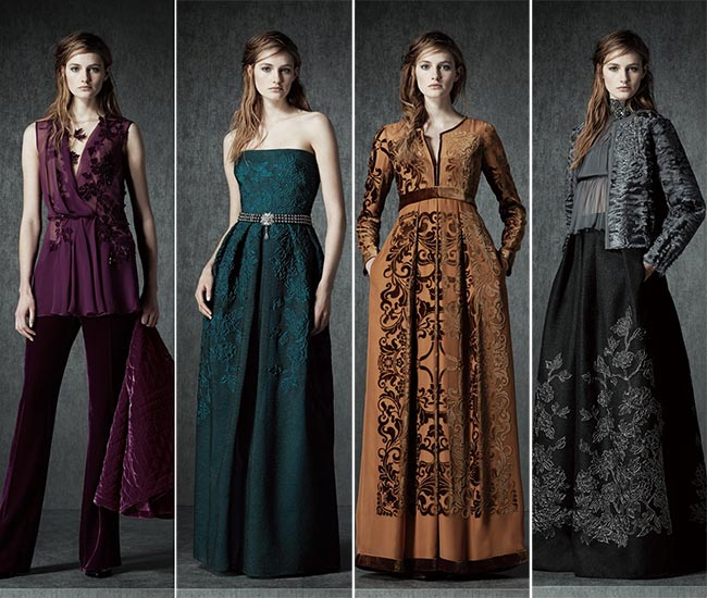Alberta Ferretti Pre-Fall 2015 Collection