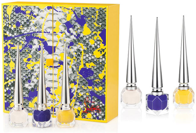 Christian Louboutin Nail Coffret Spring 2015 Nail Polishes