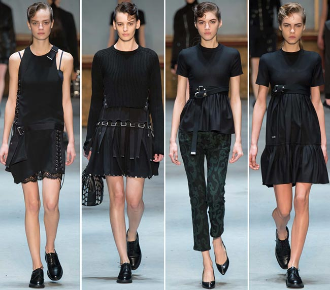 Diesel Black Gold Fall/Winter 2015-2016 Collection - New York Fashion Week