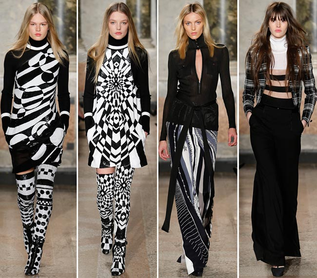 Emilio Pucci Fall/Winter 2015-2016 Collection - Milan Fashion Week