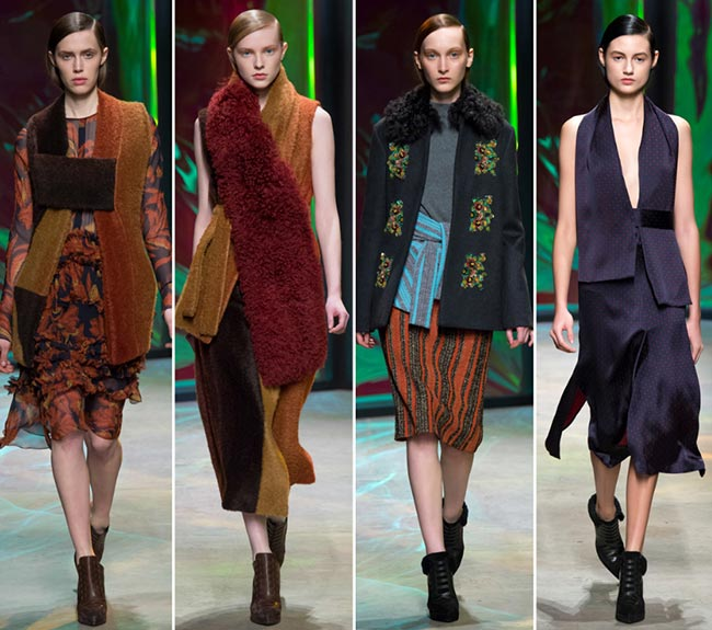 Thakoon Fall/Winter 2015-2016 Collection