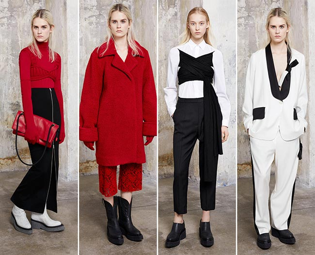 MM6 Maison Martin Margiela Fall/Winter 2015-2016 Collection