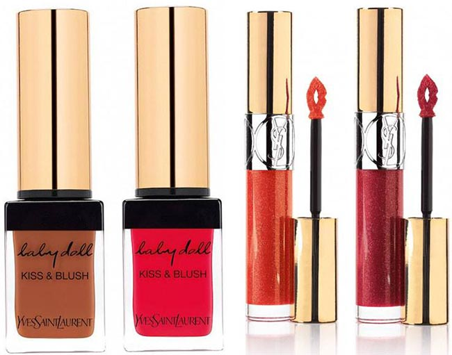 YSL Terre Saharienne Summer 2015 Makeup Collection