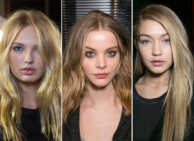 Fall/ Winter 2015-2016 Hairstyle Trends: Luxurious Blowouts