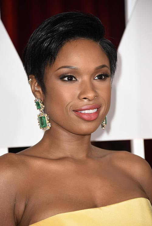 Short Hairstyle Ideas: Jennifer Hudson Boy Short Hair