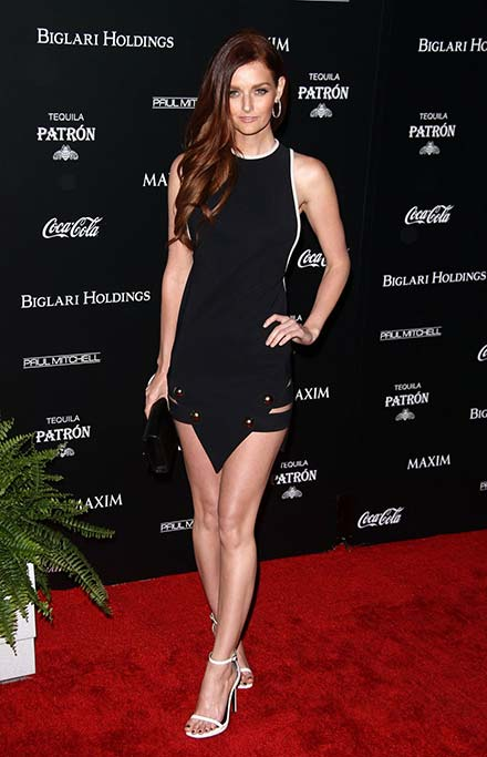 Most Famous and Successful Short Supermodels in Fashion History: Lydia Hearst