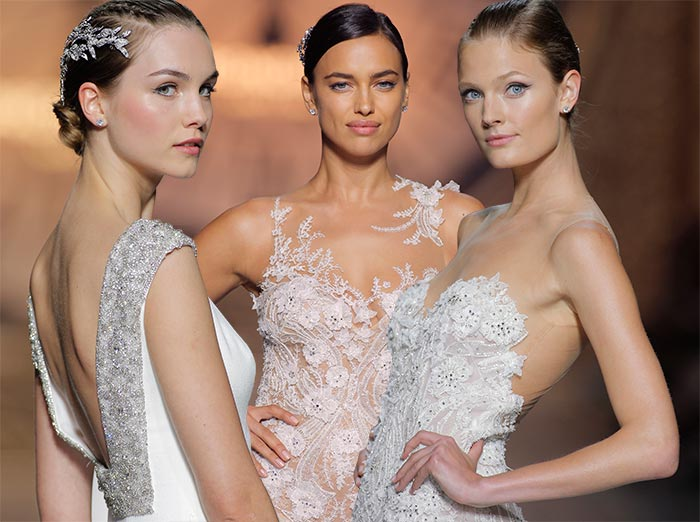 Atelier Pronovias 2016 Bridal Fashion Show