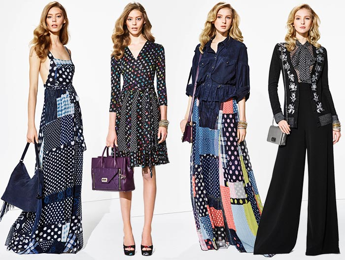 Diane von Furstenberg Resort 2016 Collection