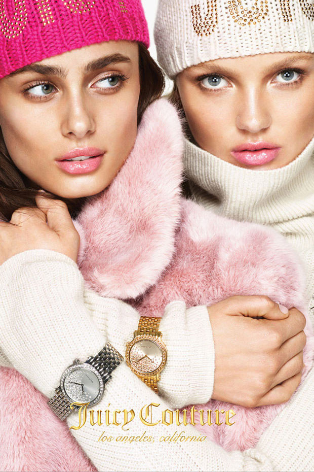 Juicy Couture's 'Äö√Ñ√∂'àö√ë'Äö√묢#'Äö√Ñ√∂'àö√ëéCoutureNouveau Fall 2015 Campaign