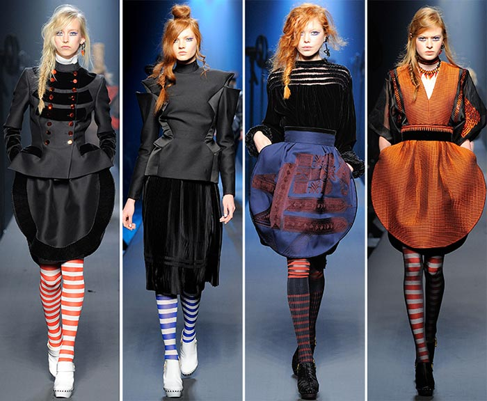 Jean Paul Gaultier Couture Fall/Winter 2015-2016 Collection