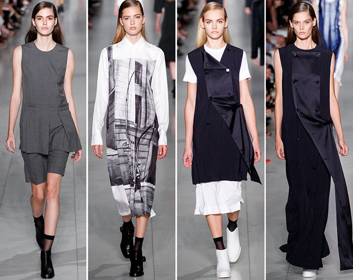 DKNY Spring/Summer 2016 Collection