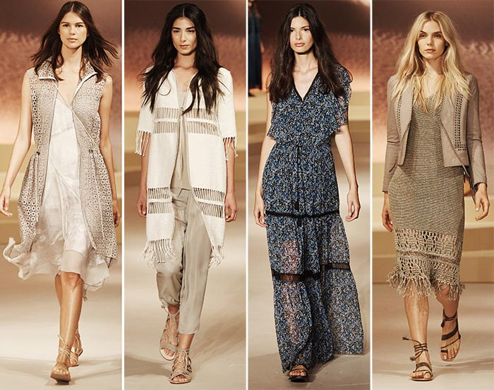 Elie Tahari Spring/Summer 2016 Collection