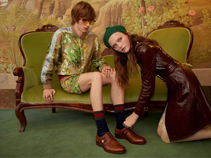 Gucci Resort 2016 Ad Campaign