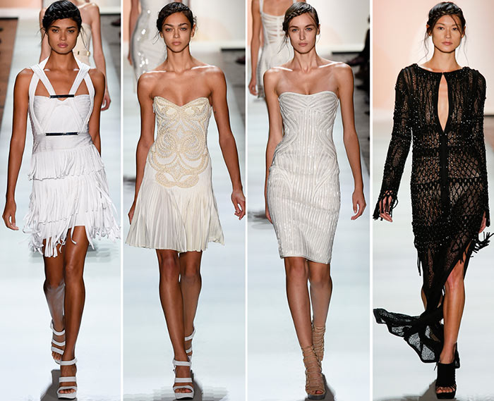 Herve Leger by Max Azria Spring/Summer 2016 Collection