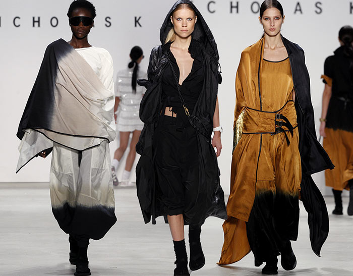 Nicholas K Spring/Summer 2016 Collection