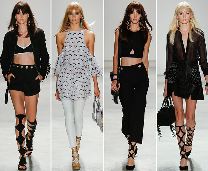 Rebecca Minkoff Spring/Summer 2016 Collection