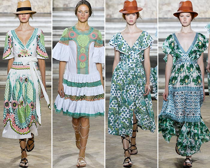 Temperley London Spring/Summer 2016 Collection