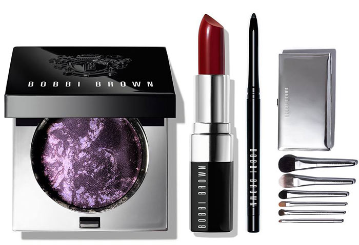 Bobbi Brown Sterling Nights Holiday 2015 Makeup Collection